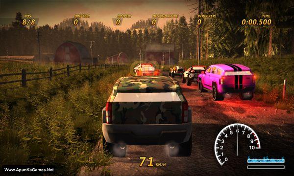 FlatOut 3: Chaos & Destruction Screenshot 1, Full Version, PC Game, Download Free