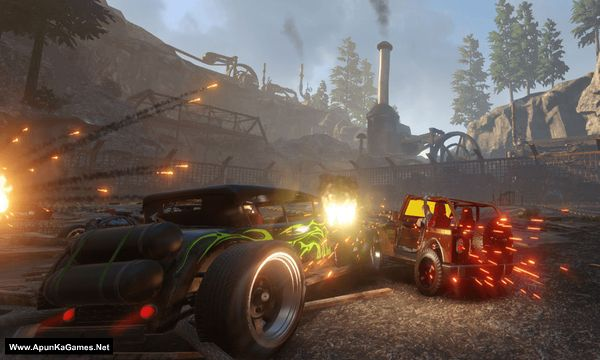 FlatOut 4: Total Insanity Screenshot 3, Full Version, PC Game, Download Free