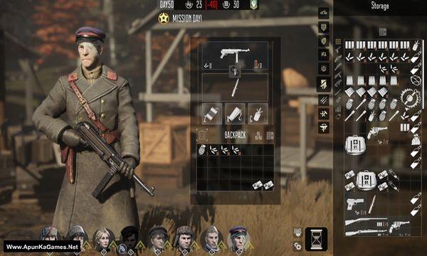 Partisans 1941 Screenshot 2, Full Version, PC Game, Download Free
