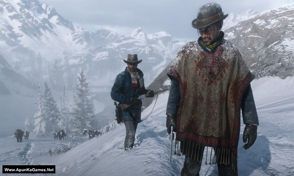 Red Dead Redemption 2 Screenshot 3, Full Version, PC Game, Download Free