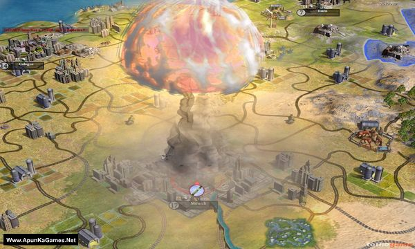 Sid Meier's Civilization 4 Screenshot 3, Full Version, PC Game, Download Free