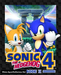Sonic the Hedgehog 4: Episode 2 Cover, Poster, Full Version, PC Game, Download Free