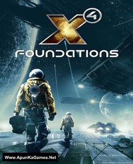 X4: Foundations Cover, Poster, Full Version, PC Game, Download Free