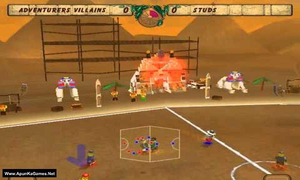 LEGO Soccer Mania Screenshot 2, Full Version, PC Game, Download Free