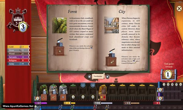 Lorenzo il Magnifico Screenshot 3, Full Version, PC Game, Download Free