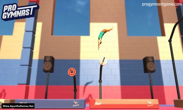 Pro Gymnast Screenshot 3, Full Version, PC Game, Download Free