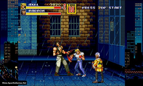 SEGA Mega Drive and Genesis Classics Screenshot 3, Full Version, PC Game, Download Free