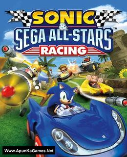 Sonic & Sega All-Stars Racing Cover, Poster, Full Version, PC Game, Download Free