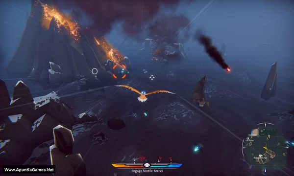 The Falconeer Screenshot 2, Full Version, PC Game, Download Free