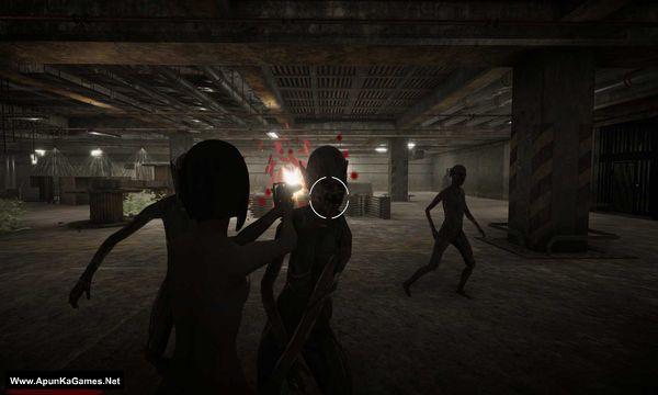 Walking Girl: Dead Parking Screenshot 3, Full Version, PC Game, Download Free