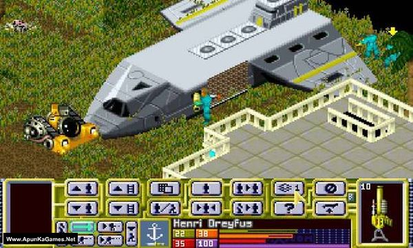 X-COM: Terror from the Deep Screenshot 2, Full Version, PC Game, Download Free
