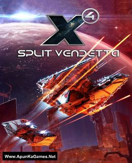 X4: Split Vendetta Cover, Poster, Full Version, PC Game, Download Free