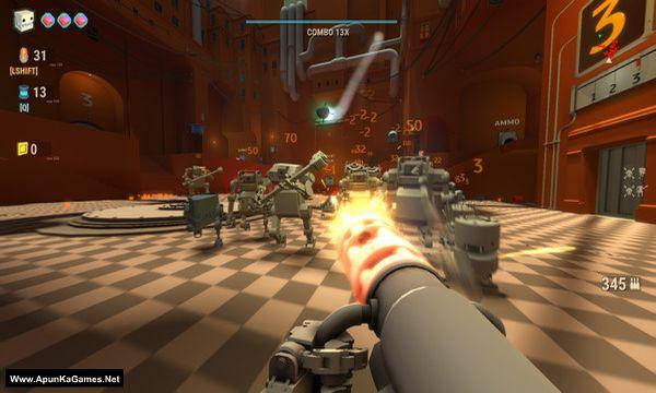 ARMORED HEAD Screenshot 1, Full Version, PC Game, Download Free