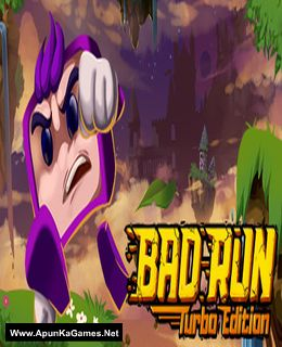 Bad Run: Turbo Edition Cover, Poster, Full Version, PC Game, Download Free