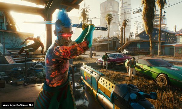 Cyberpunk 2077 Screenshot 1, Full Version, PC Game, Download Free