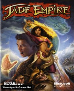 Jade Empire Cover, Poster, Full Version, PC Game, Download Free