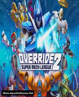Override 2: Super Mech League Cover, Poster, Full Version, PC Game, Download Free