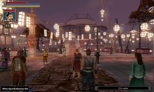 Jade Empire Screenshot 3, Full Version, PC Game, Download Free
