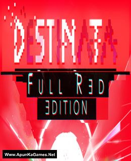 Destinata FULL RED Cover, Poster, Full Version, PC Game, Download Free