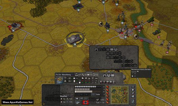 Germany at War: Soviet Dawn Screenshot 3, Full Version, PC Game, Download Free