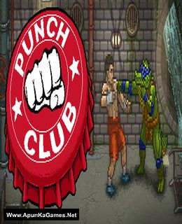Punch Club Cover, Poster, Full Version, PC Game, Download Free