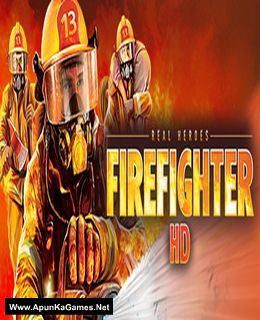 Real Heroes: Firefighter HD Cover, Poster, Full Version, PC Game, Download Free