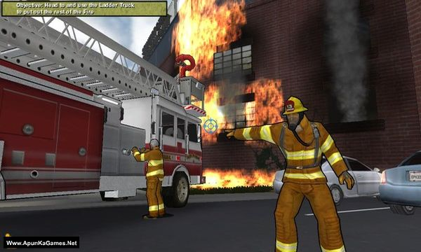 Real Heroes: Firefighter HD Screenshot 2, Full Version, PC Game, Download Free