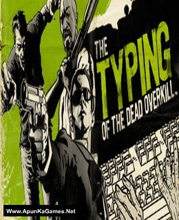 The Typing of The Dead: Overkill Cover, Poster, Full Version, PC Game, Download Free