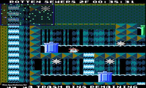 Binky's Trash Service Screenshot 3, Full Version, PC Game, Download Free