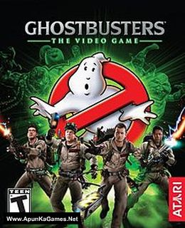 Ghostbusters: The Video Game Cover, Poster, Full Version, PC Game, Download Free
