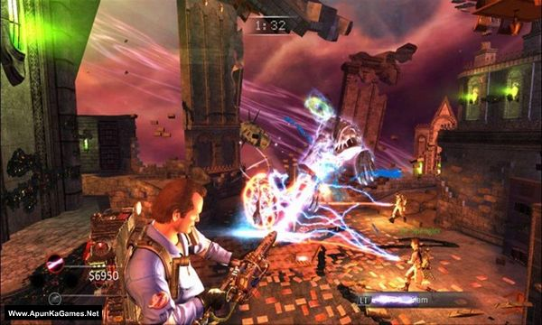Ghostbusters: The Video Game Screenshot 2, Full Version, PC Game, Download Free