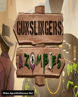 Gunslingers and Zombies Cover, Poster, Full Version, PC Game, Download Free