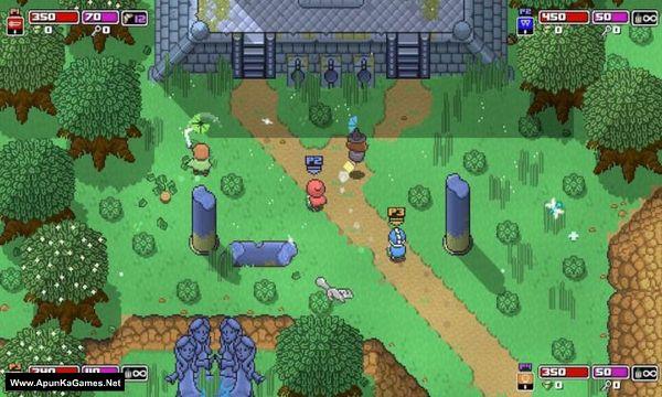 Rogue Heroes: Ruins of Tasos Screenshot 1, Full Version, PC Game, Download Free