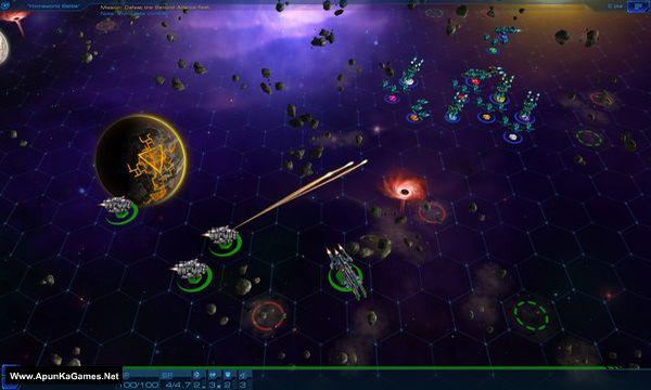Sid Meier's Starships Screenshot 2, Full Version, PC Game, Download Free