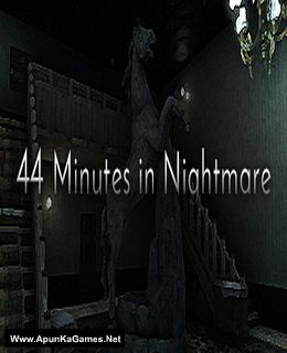 44 Minutes in Nightmare Cover, Poster, Full Version, PC Game, Download Free