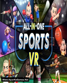 All-In-One Sports VR Cover, Poster, Full Version, PC Game, Download Free