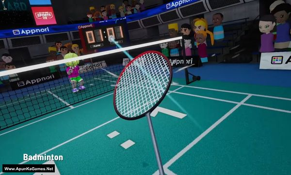 All-In-One Sports VR Screenshot 1, Full Version, PC Game, Download Free