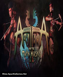 Aritana and the Twin Masks Cover, Poster, Full Version, PC Game, Download Free