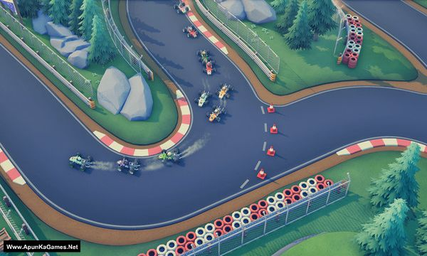 Circuit Superstars Screenshot 2, Full Version, PC Game, Download Free