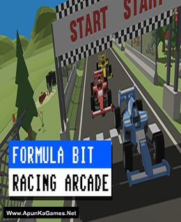 Formula Bit Racing Cover, Poster, Full Version, PC Game, Download Free