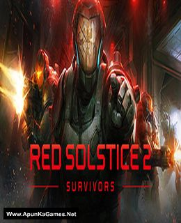 Red Solstice 2: Survivors Cover, Poster, Full Version, PC Game, Download Free