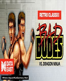 Retro Classix: Bad Dudes Cover, Poster, Full Version, PC Game, Download Free