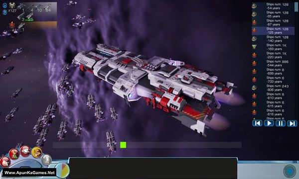 Tachyon Wars Screenshot 1, Full Version, PC Game, Download Free