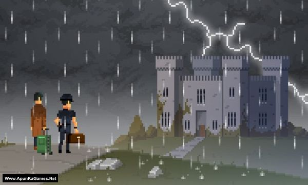 The Darkside Detective: A Fumble in the Dark Screenshot 3, Full Version, PC Game, Download Free