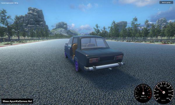 Car Constructor Screenshot 1, Full Version, PC Game, Download Free
