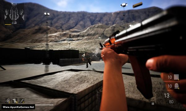 Combat Cycle Screenshot 1, Full Version, PC Game, Download Free