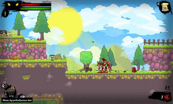 Fluffy Gore Screenshot 1, Full Version, PC Game, Download Free