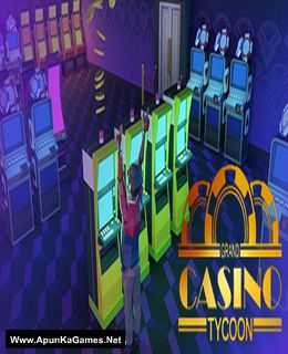 Grand Casino Tycoon Cover, Poster, Full Version, PC Game, Download Free