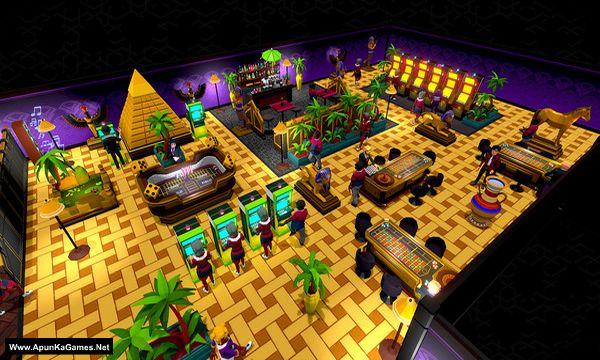 Grand Casino Tycoon Screenshot 1, Full Version, PC Game, Download Free