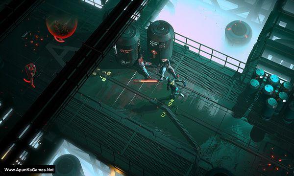Ruiner Screenshot 1, Full Version, PC Game, Download Free